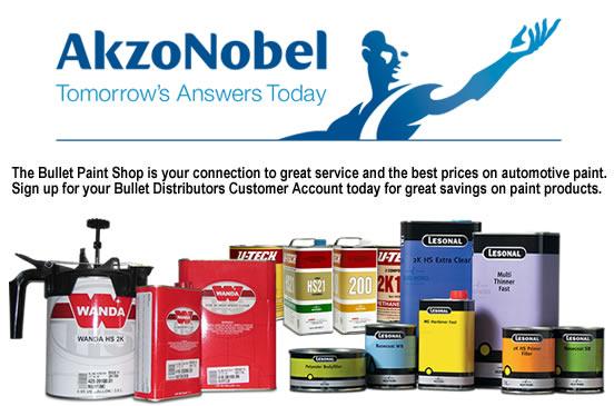 Bullet Distributors Paint Specialists